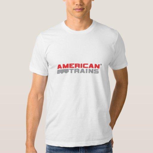 Trenes americanos playeras