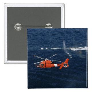 Trenes de un equipo del helicóptero pins