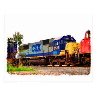 Trenes Postales