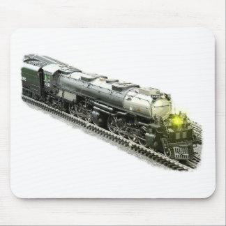 Trenes y ferrocarriles tapetes de ratones