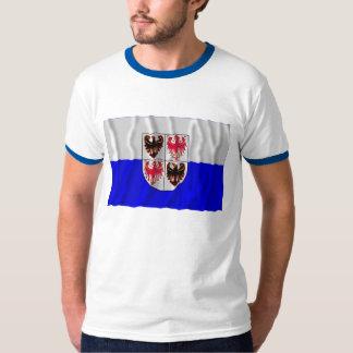 Trentino-Alto Adige waving flag T-Shirt