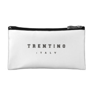 Trentino Italy Cosmetic Bag