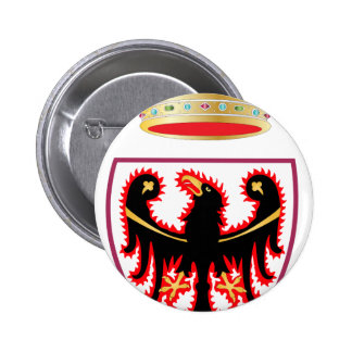 Trentino (Italy) Coat of Arms Button