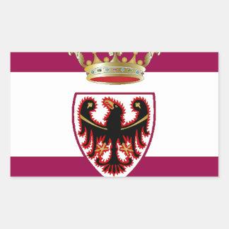 Trentino Italy Flag Sticker