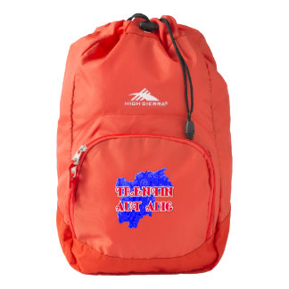 Trentino South Tyrol High Sierra Backpack