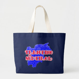 Trentino South Tyrol Large Tote Bag