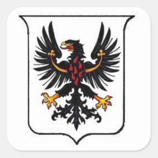 Trento Coat of Arms Sticker