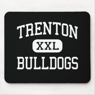 Trenton - Bulldogs - High - Trenton Missouri Mouse Pad