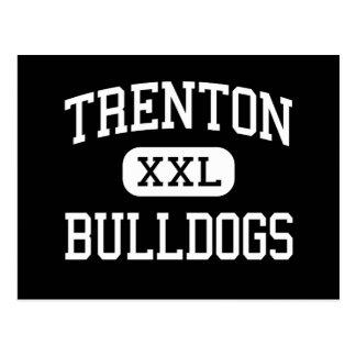 Trenton - Bulldogs - High - Trenton Missouri Postcard