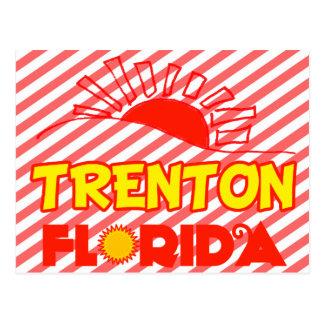 Trenton, la Florida Tarjeta Postal
