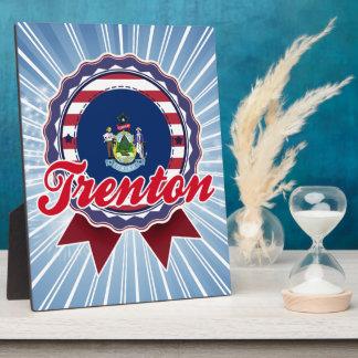 Trenton, ME Display Plaques