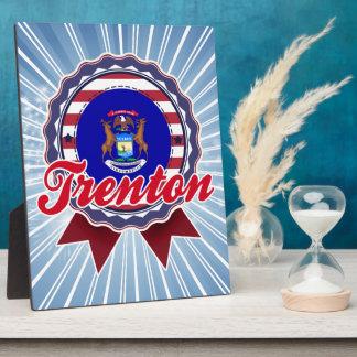 Trenton, MI Display Plaques