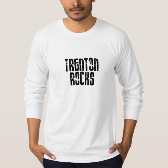 Trenton New Jersey Rocks T-Shirt