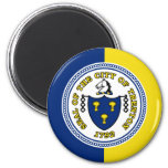 Trenton, New Jersey, United States flag Magnets