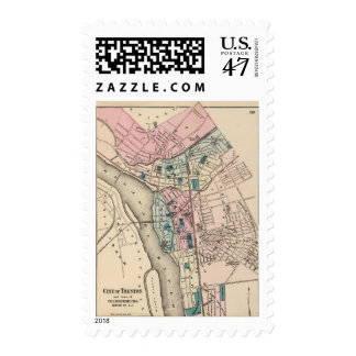 Trenton, NJ Postage Stamp
