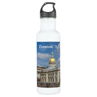 Trenton State Capitol Bottle 24oz Water Bottle
