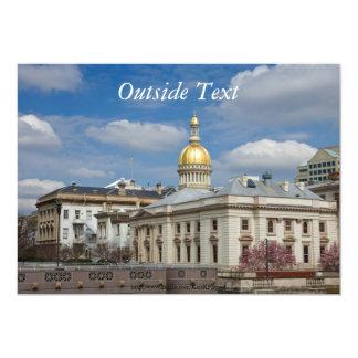 Trenton State Capitol Invitation