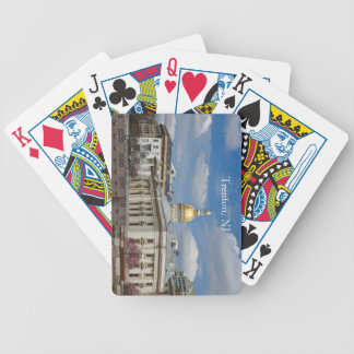 Trenton State Capitol Playing Cards