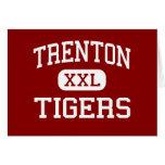 Trenton - Tigers - High School - Trenton Texas Card