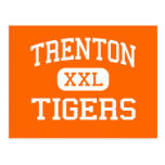 Trenton - Tigers - Senior - Trenton Florida Postcard