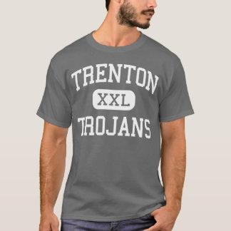 Trenton - Trojans - High School - Trenton Michigan T-Shirt