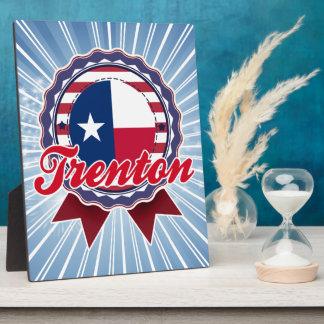 Trenton, TX Display Plaques