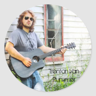 Trenton Van Plummer Sticker