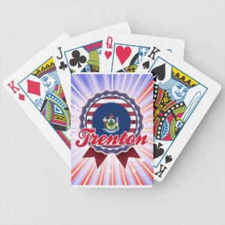 Trenton, YO Baraja Cartas De Poker