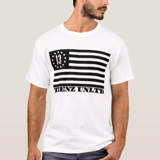 Trenz Unltd. - 13 Stars & Stripes Flag Shirt