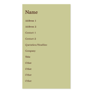 Trepanation Lets The Evil Out Double-Sided Standard Business Cards (Pack Of 100)