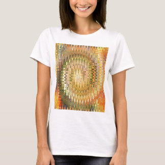 Trepid Abstract Design T-Shirt