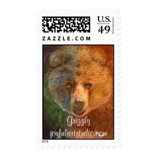 Trepidation Postage Stamp