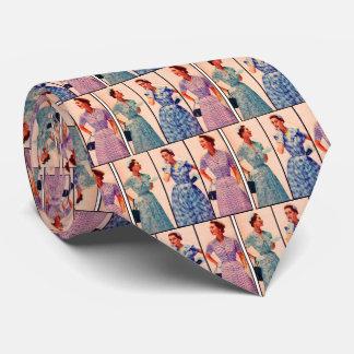 tres 1953 vestidos - ropa vintage corbata