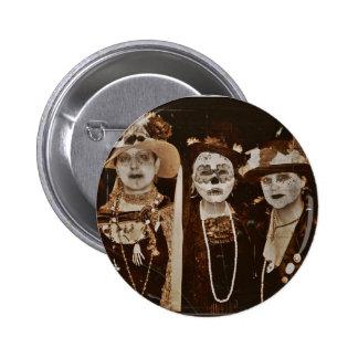 Tres Amigas Pin