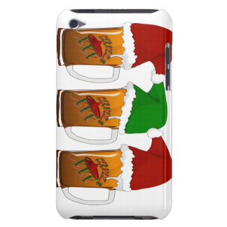 Tres Amigos Christmas Cerveza iPod Touch Covers