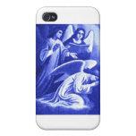 Tres ángeles iPhone 4 cárcasa