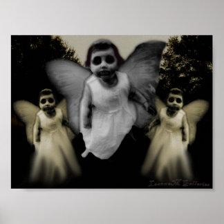 Tres ángeles póster