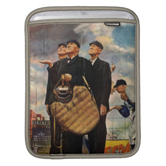 Tres árbitros manga de iPad