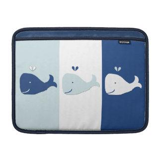 Tres ballenas fundas MacBook