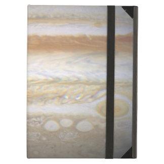 Tres blancos, tormentas Oval-Formadas en Júpiter