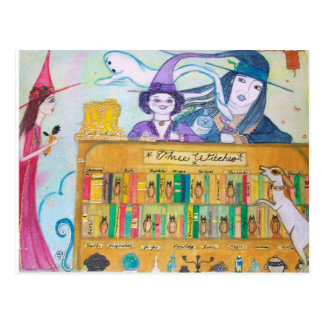 Tres brujas tarjetas postales