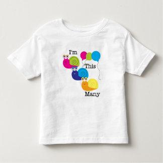 Tres caracoles soy este muchas camisetas y regalos