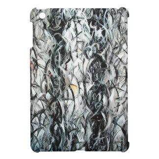 Tres Caryatides (expresionismo abstracto) iPad Mini Protectores