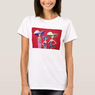 Tres Catrinas T-Shirts