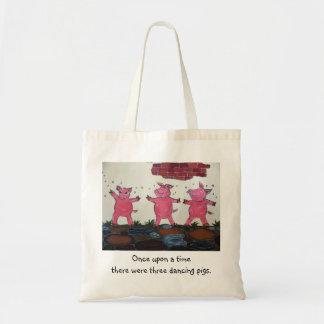 Tres cerdos bolsa