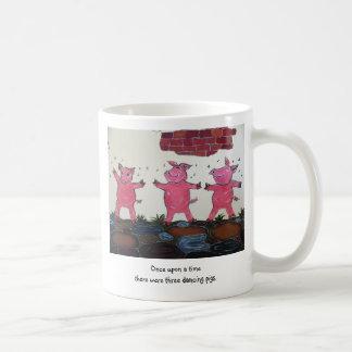 Tres cerdos tazas