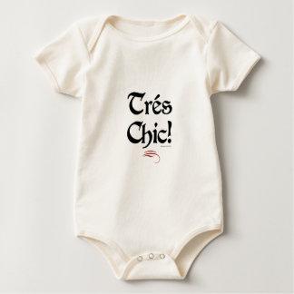 Tres Chic 1 Baby Bodysuit