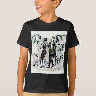 Tres Chic, fine art by TJ Conway T-Shirt