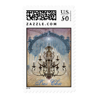 Tres Chic, French Inspired Postage