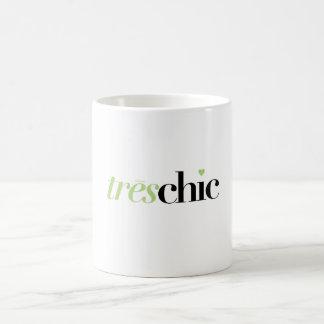 TRES CHIC | MUG